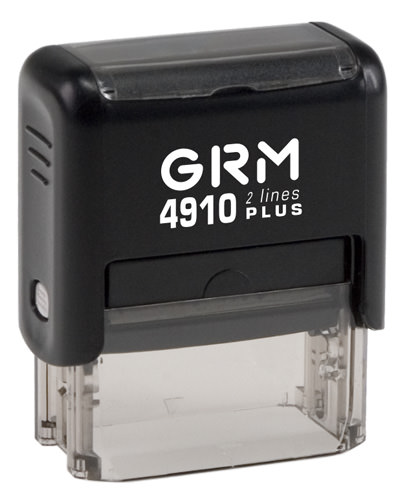 Картинка прямоугольного штампа GRM 4910 Plus