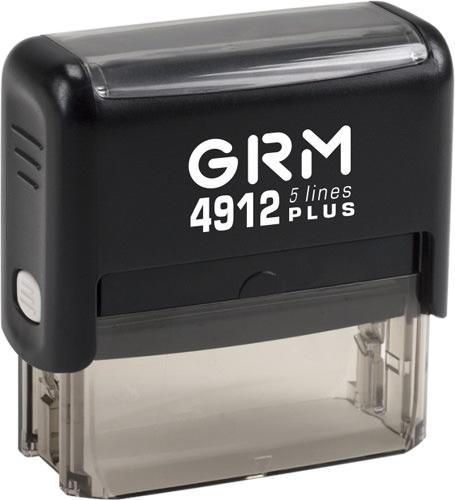 Картинка прямоугольного штампа GRM 4912 Plus